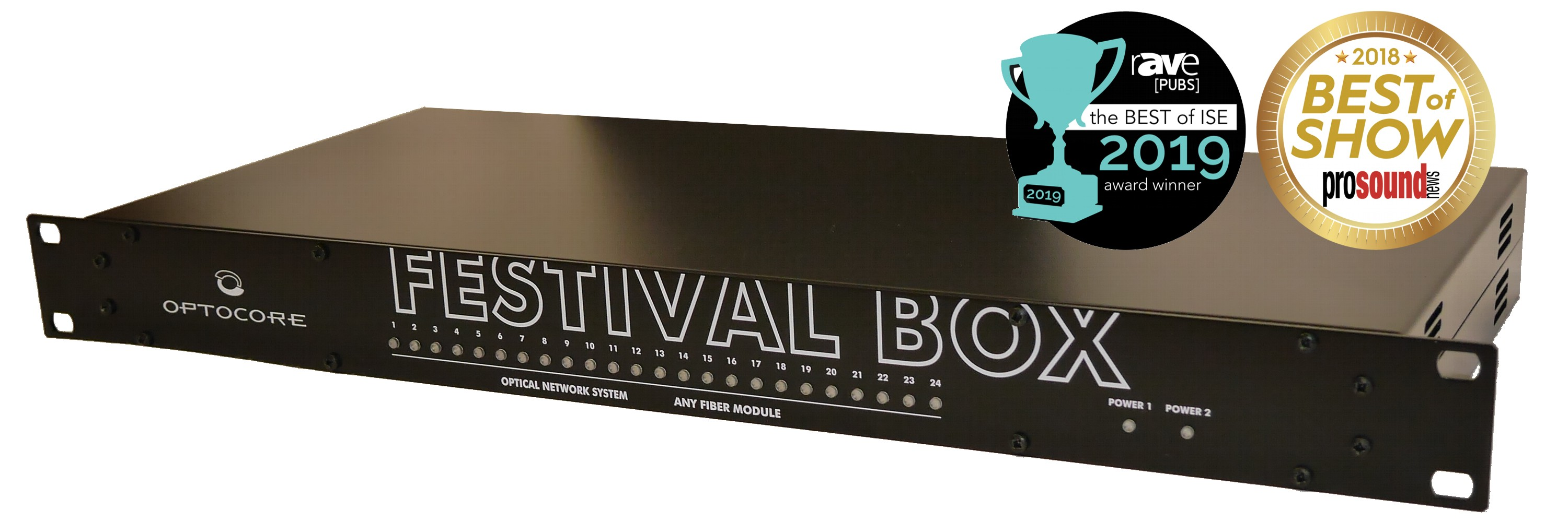Festival Box w awards