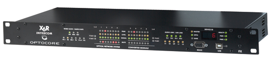 X6R-FX INTERCOM